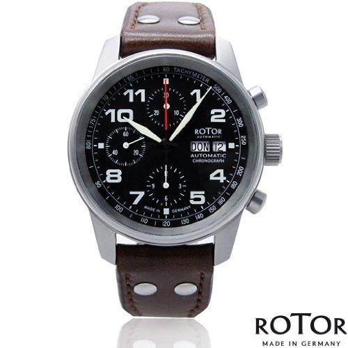 ROTOR Uhr - Chronograph - Masterchrono No. 1 - 10R41HB