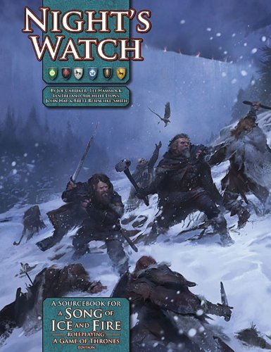 Preisvergleich Produktbild [A Song of Ice and Fire RPG: Night's Watch] [By: Carriker,  Joseph] [January,  2013]
