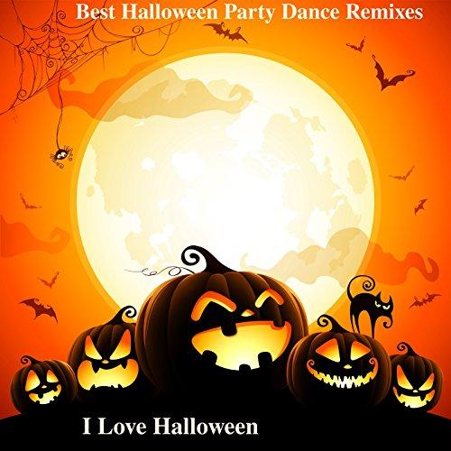 Best Halloween Party Dance Remixes
