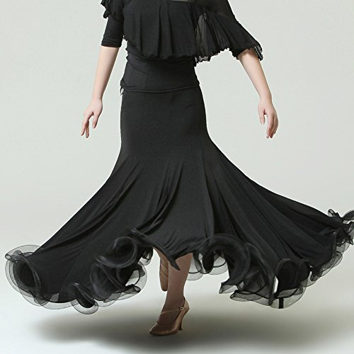 Wanson Lady Classic Modern Dance Kleid Ballroom Dance -