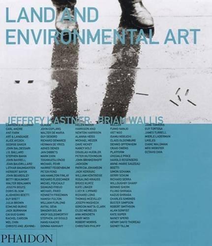 Land & Environmental Art (Themes & Movements) by Jeffrey Kastner (1998-10-29)