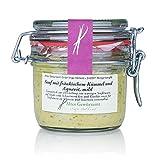 Senf mit fränkischem Kümmel und Aquavit, mild, Altes Gewürzamt Ingo Holland, 200g