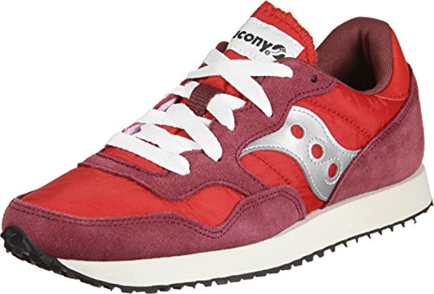 Saucony Mens DXN Vintage S70369-7 Suede Trainers
