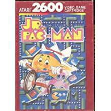 JR Pac Man - Atari 2600 - PAL