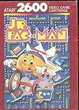 JR Pac Man - Atari 2600 - PAL Bild