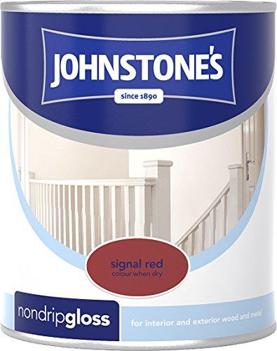 Johnstone 's 303875pintura antigoteo brillante, 303884