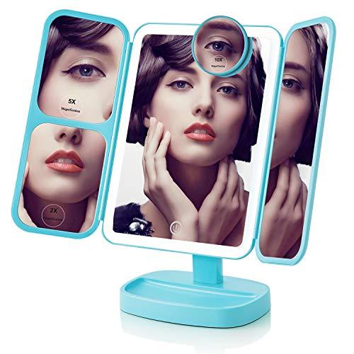 Espejo Mesa, EASEHOLD Tríptico Espejo Maquillaje