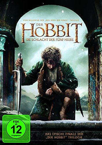 Der Hobbit: Die Schlacht der fünf Heere - Komplette Herr Der Sammlung Ringe