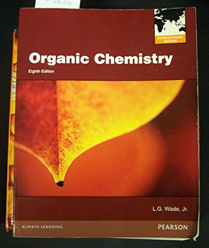 Organic Chemistry, 8Th Edition (International Edition)