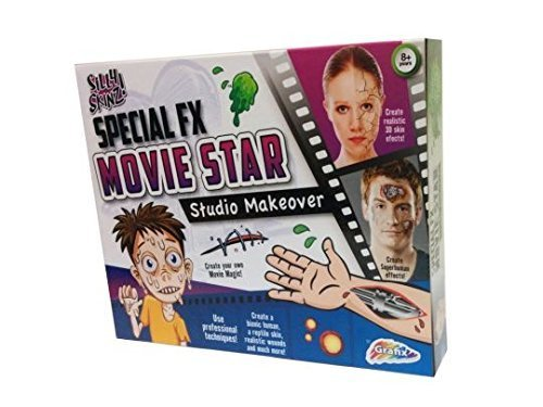 Grafix Special FX Movie Star Make-Up Hollywood Studio Makeover Kit by Silly Skinz
