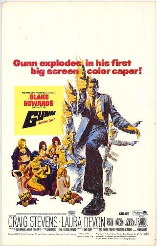 gunn-affiche-movie-poster-27-x-40-inches-69cm-x-102cm-1967