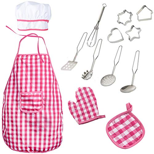 a1878d3f5bd2 Deluxe Chef Kitchen Accessory Roleplay Costume Set - 13 Piece by Liberty  Imports