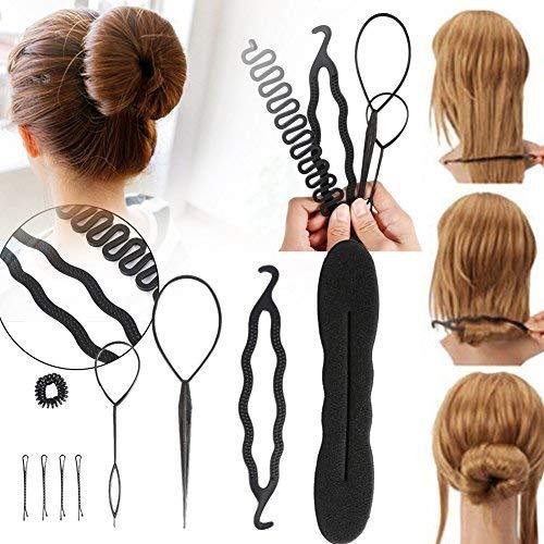 Zoom IMG-1 capelli chignon design styling strumenti