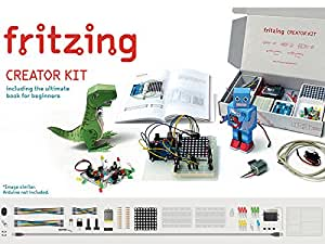 SeeedStudio - Fritzing Creator Kit Without Arduino UNO English Edition -DIY Maker Open Source BOOOLE