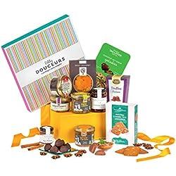 """Ducs de Gascogne - Coffret """"Douceurs"""" - comprend 10 produits sucrés - Idée cadeau Noël - 944790"""