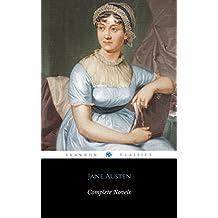 Complete Novels Of Jane Austen (ShandonPress)