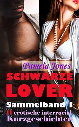 Schwarze Lover, Sammelband 1: 11 erotische interracial Kurzgeschichten