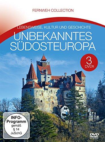 Unbekanntes Südosteuropa - Fernweh Collection [3 DVDs] Preisvergleich