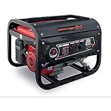 Generador de corriente/ grupo electrógeno de 4 tiempos de gasolina. 2200 W. Para