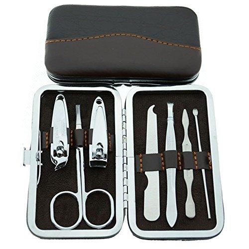 trixes-7-pz-set-per-la-manicure-e-la-pedicure-in-pelle-marrone-set-in-acciaio-inox-per-la-cura-delle