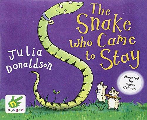 Snake Who Came to Stay por Julia Donaldson
