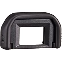Tapa para visor DaoRier para Canon EOS 100D 300D 350D 400D 450D 500D 550D 600D 700D 750D 760D 1000D 1100D 1200D 1300D