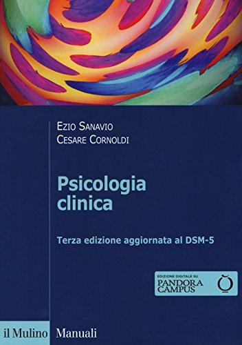 Psicologia clinica. Con ebook