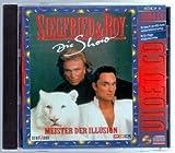 Siegfried und Roy. Die Show. Video CD- ROM. Meister der Illusion. Laufzeit ca. 60 Minuten