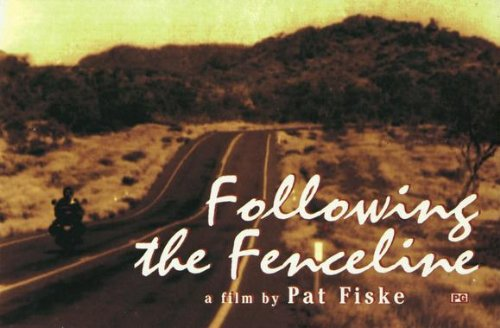 Following the Fenceline Plakat Movie Poster (27 x 40 Inches - 69cm x 102cm) (1996)