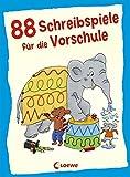 88 Schreibspiele für die Vorschule