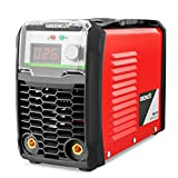GREENCUT mma-200 Lötkolben DC Inverter Turbo belüftet, Orange, 200 A