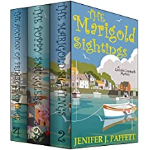 Cornish Coastpath Mysteries: Collection 1 - Books 2, 3 and 4