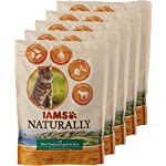 8in1 Iams Naturally Lamb Cat Food Dry Food for Cats with Natural Ingredients Sizes 10
