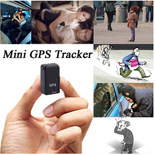 EisEyen - Mini rastreador GPS de Tiempo Real, Seguimiento...