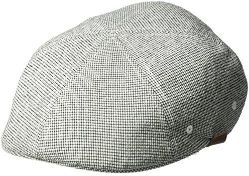Kangol Herren Kappe Pattern Flexfit 504 Ivy Cap, Micro Check, S/M (Kangol Cap Ivy Herren)