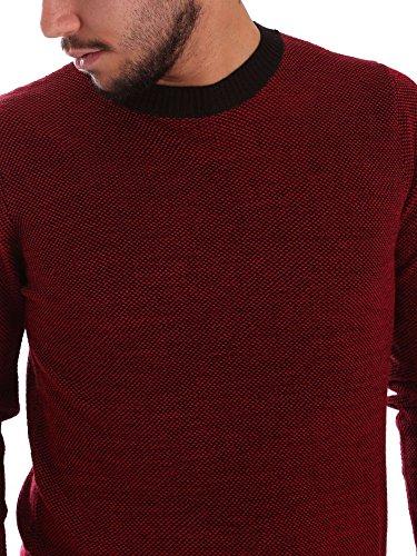 Antony Morato, Pullover Sportivo Uomo Rosso