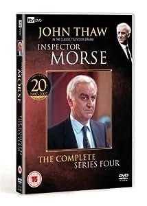 Inspector Morse: Series 4 (Box Set) [DVD]