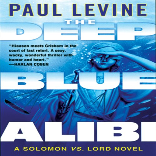 The Deep Blue Alibi  Audiolibri