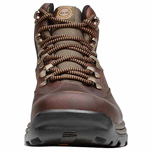 RG Timberland Mid Hike Green Chocorua Kurzschaft with GTX Trail Brown Stiefel FTP Herren TgdgrWqw