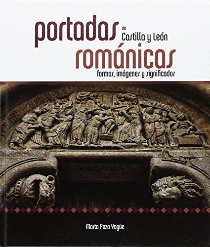 Portadas románicas de Castilla y León