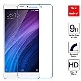 Redmi 4A Screen Guard 9H Premium Xiaomi Redmi 4A Full Coverage Tempered Glass Screen Protector