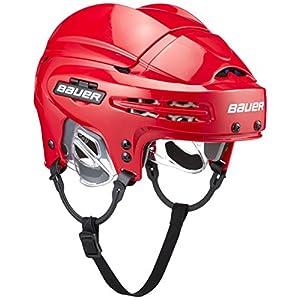 BAUER – Erwachsenen Eishockey Helm 5100 Senior I Schutzhelm für Eishockeyspieler I einfach verstellbar I zertifiziert I Hoher Schutzgrad für häufigen Körperkontakt I Eishockeyzubehör für Erwachsene
