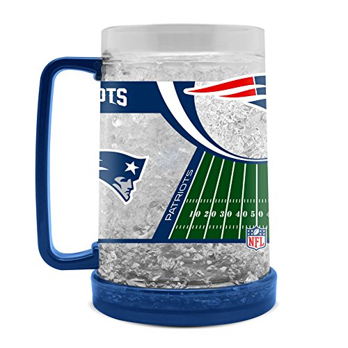 Duck House NFL Unisex Kristall Gefrierschrank Tasse, Unisex, Crystal Freezer Mugs, Multi, 16 Ounce