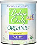Best Organic Newborn Formulas - Baby's Only Organic Dairy Formula, 12.7 Ounce Review