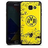DeinDesign Samsung Galaxy A5 Duos 2016 Silikon Hülle Case Schutzhülle Borussia Dortmund BVB Fanartikel