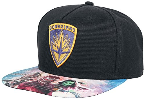 Guardians Of The Galaxy Vol.2 Snapback-Cap (Galaxy The Hüte Guardians Of)