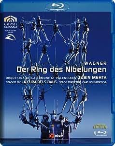Richard Wagner - Der Ring des Nibelungen [Blu-ray] [Limited Edition]