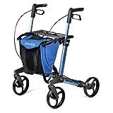 Gemino 30leggero rollator by V & A Healthcare, colore blu