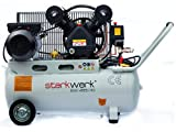 Starkwerk Druckluft Kompressor SW 455/10 - 10 Bar - 50 Liter Kessel