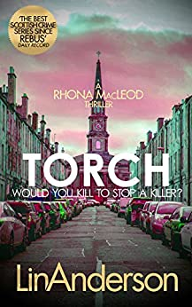 Torch (Rhona Macleod Book 2) by [Anderson, Lin]